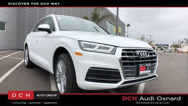 New 2019 Audi Q5 2.0T Premium Plus SUV Oxnard, CA