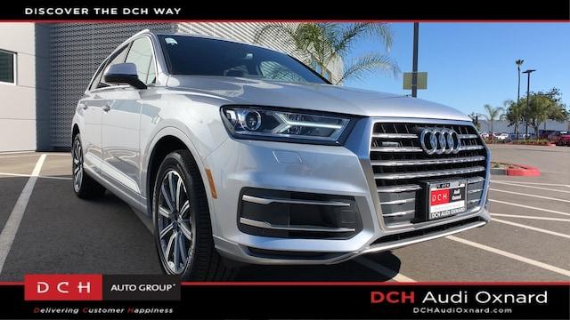 New 2019 Audi Q7 2.0T Premium SUV in Oxnard, CA
