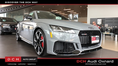 New 2019 Audi Tt Rs 2 5t Coupe Nardo Gray For Sale In