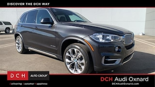 Used 2018 BMW X5 xDrive35d Sports Activity Vehicle Sport Utility For Sale in Oxnard