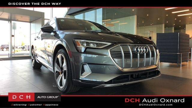 New 2019 Audi e-tron Premium Plus SUV Oxnard, CA