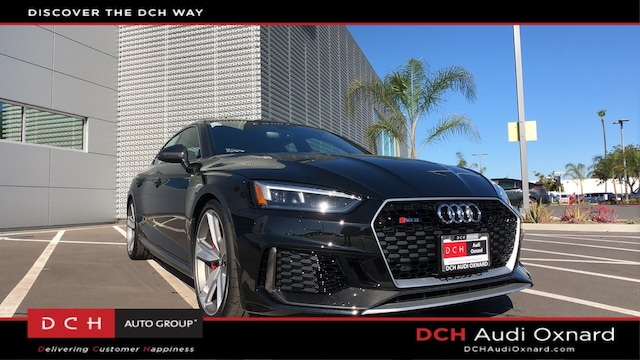 New 2019 Audi RS 5 2.9T Sportback Oxnard, CA