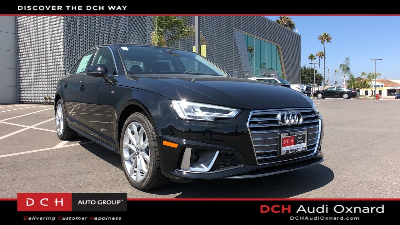 New Audi A4 in Oxnard, CA | Inventory, Photos, Videos, Features