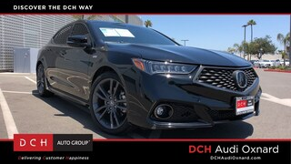 Used 2019 Acura TLX 2.4L Tech & A-Spec Pkgs Sedan Oxnard, CA