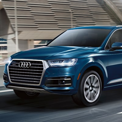 Audi Q7 Engine Options