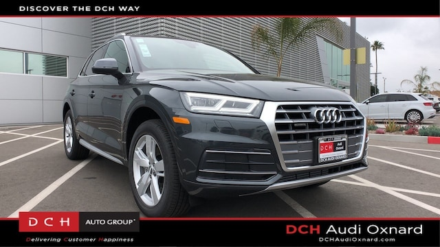 New Audi 2019 Audi Q5 2.0T Premium Plus SUV in Oxnard, CA