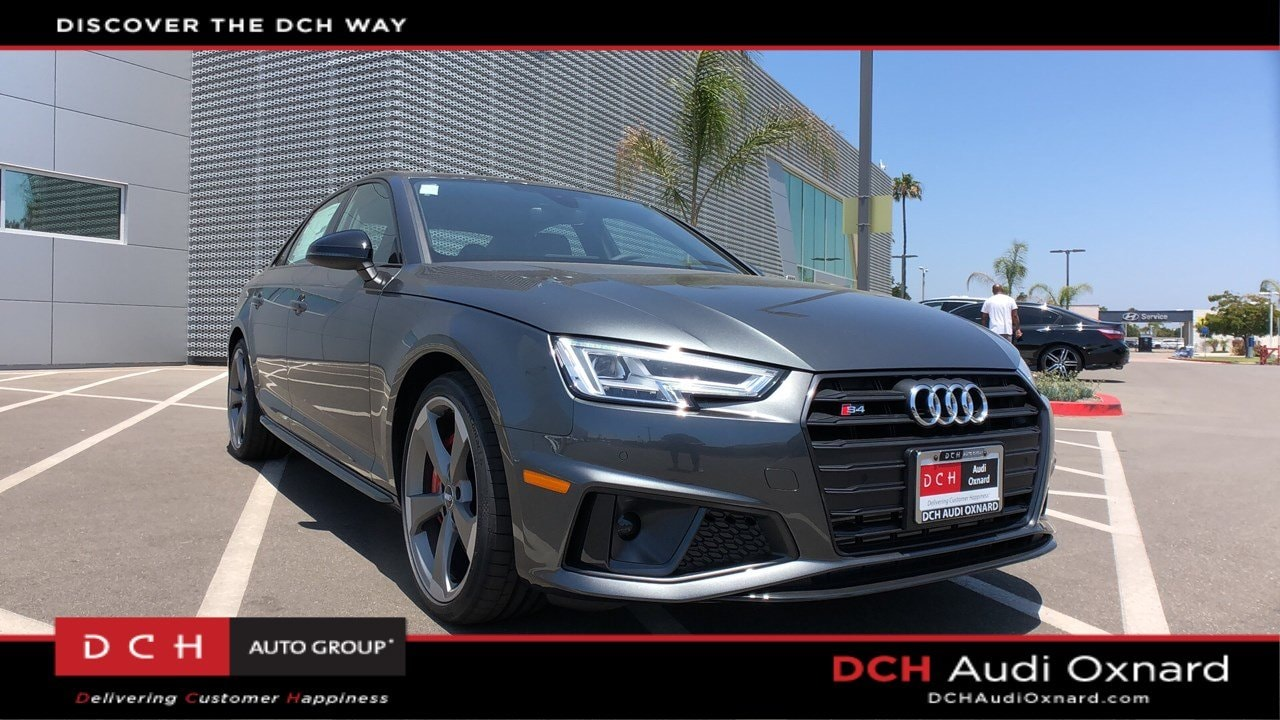 New Audi S4 in Oxnard, CA   Inventory, Photos, Videos, Features