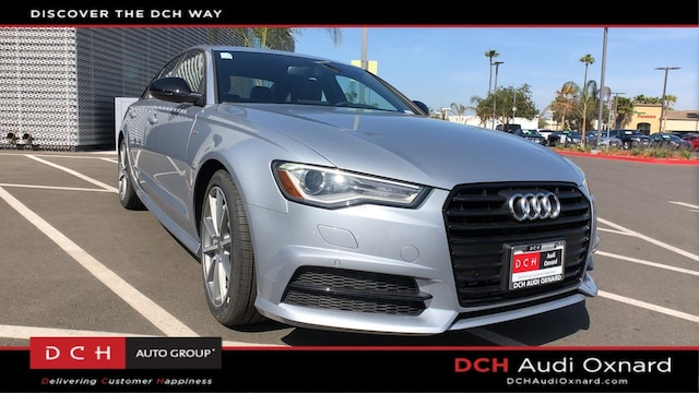 New 2018 Audi A6 2.0T Sport Sedan Oxnard, CA