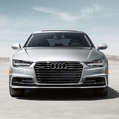 Audi A7 Supercharged Engine