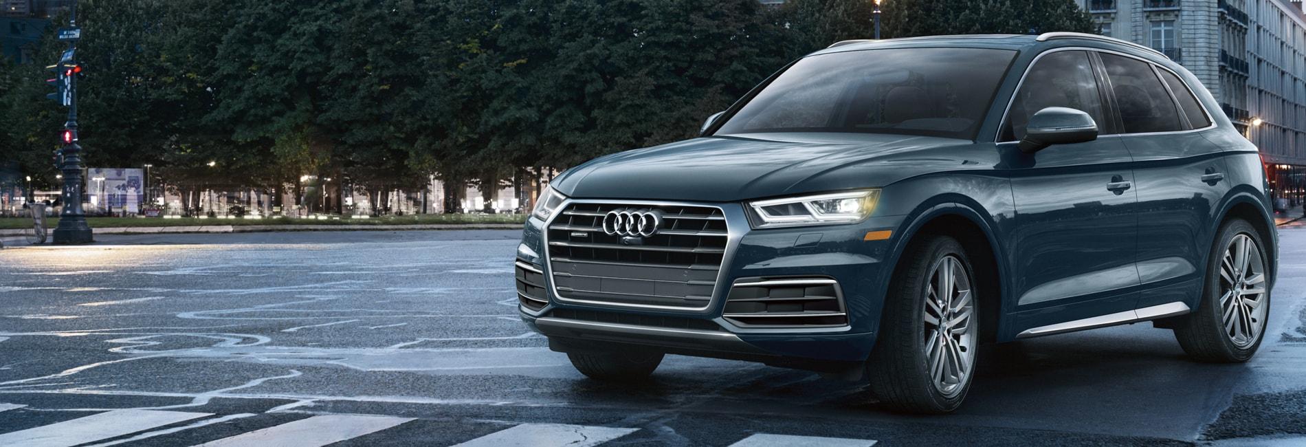 Audi Q5 Exterior Features