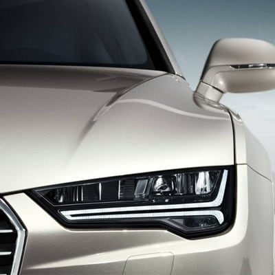 Audi A7 Headlights