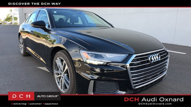 New 2019 Audi A6 3.0T Premium Sedan Oxnard, CA
