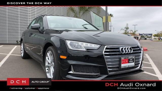 New 2019 Audi A4 2.0T Premium Sedan Oxnard, CA