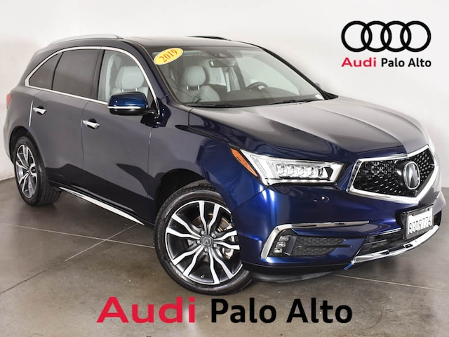 2019 Acura MDX 3.5L Advance Pkg w/Entertainment Pkg SUV