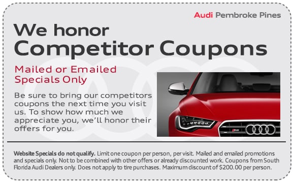 Audi Pembroke Pines New Audi Dealership In Pembroke Pines FL - Audi dealers in south florida