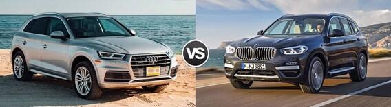 Compare 2019 Audi Q5 Vs 2019 Bmw X3 Pembroke Pines Fl