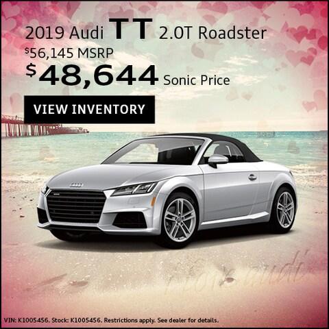 2019 Audi TT 2.0T Roadster