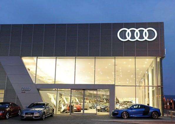 Audi Pensacola Audi Dealership In Pensacola FL - Audi dealers florida