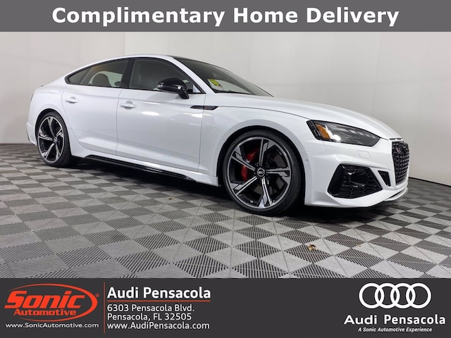 New 2021 Audi RS 5 2.9T Sportback in Pensacola