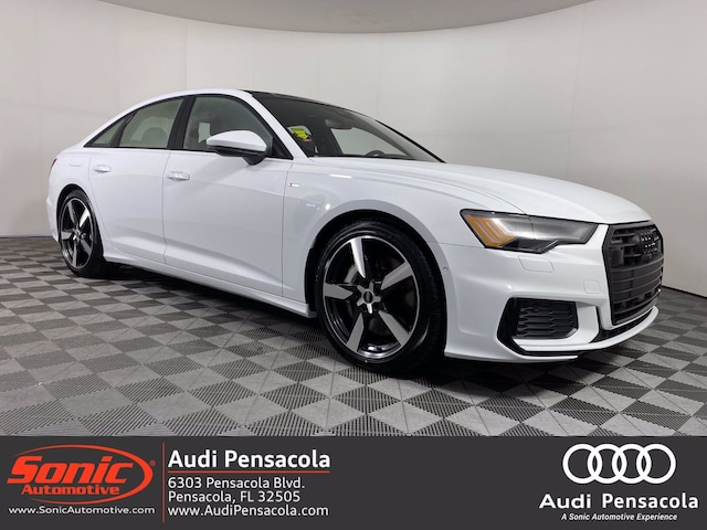 New 2021 Audi A6 55 Prestige Sedan for sale in Pensacola