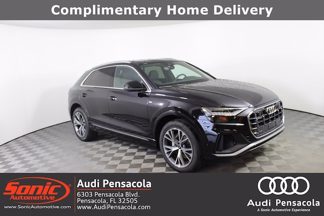 New 2021 Audi Q8 55 Premium Plus SUV for sale in Pensacola, FL