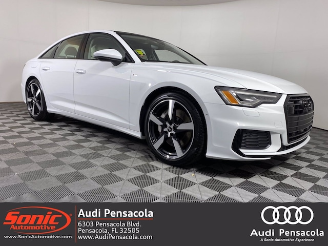 New 2021 Audi A6 55 Premium Plus Sedan for sale in Pensacola