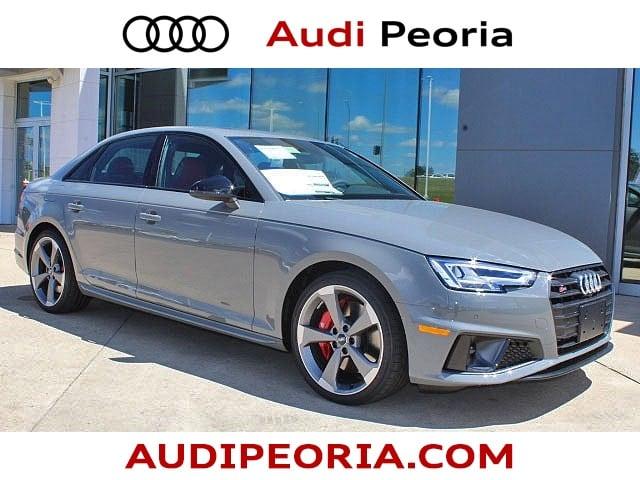 2019 Audi S4 3.0T Premium Sedan