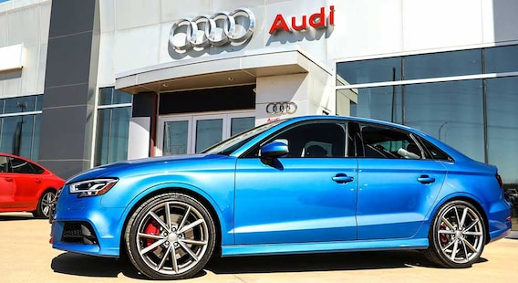 Audi Peoria Why Buy From Us - Audi peoria