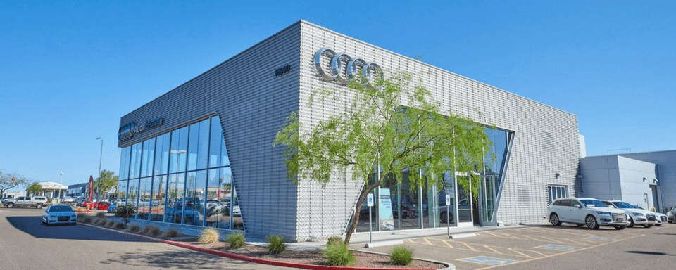 Audi Dealer In Peoria, AZ