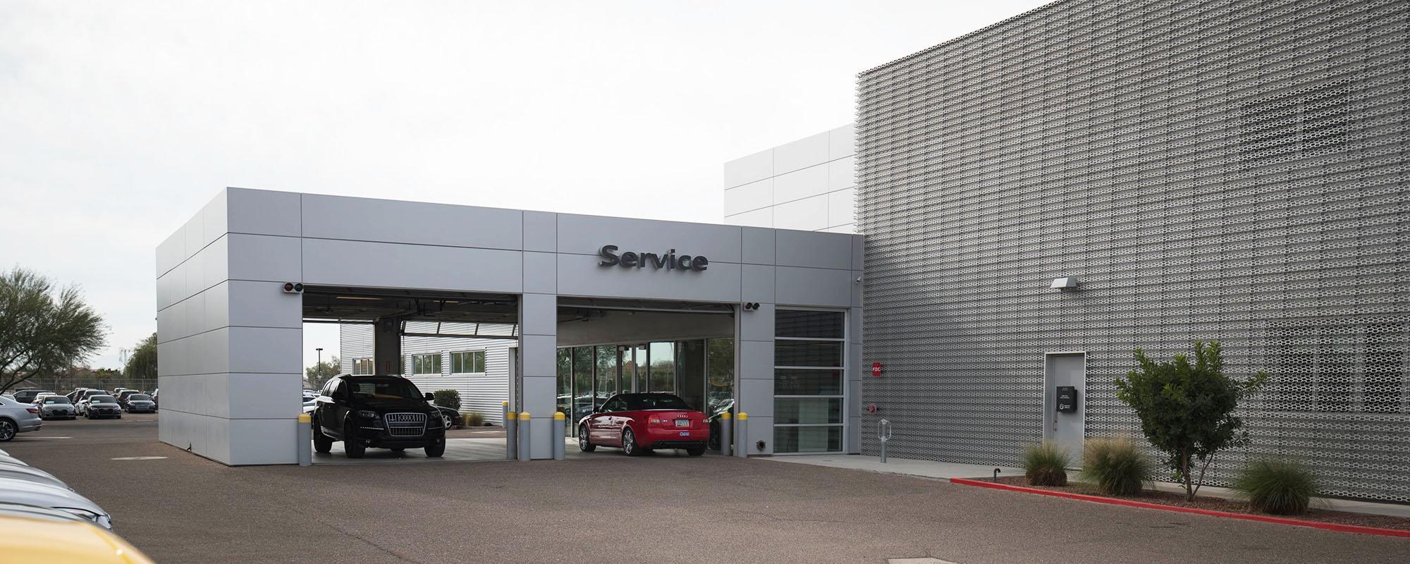 Audi Service Center In Peoria AZ Audi Peoria - Audi peoria