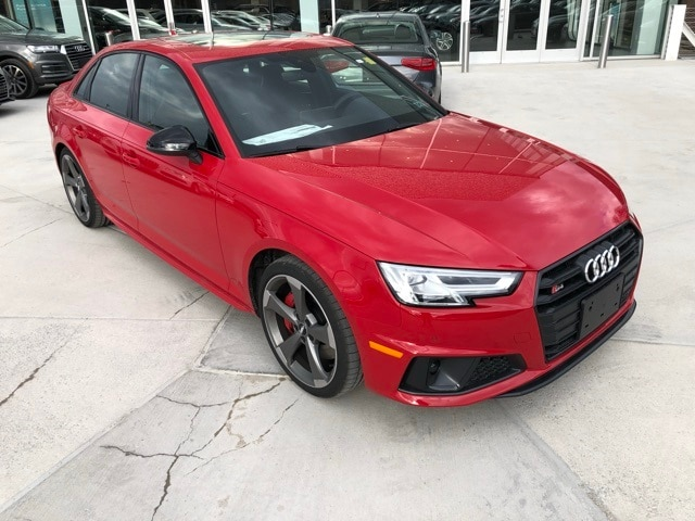 New 2019 Audi S4 3.0T Premium Sedan for Sale in Pittsburgh, PA