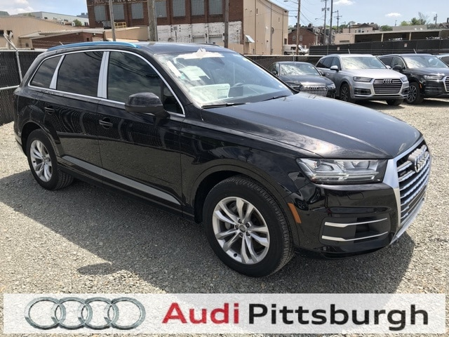 New 2019 Audi Q7 3.0T Premium Plus SUV for Sale in Pittsburgh, PA