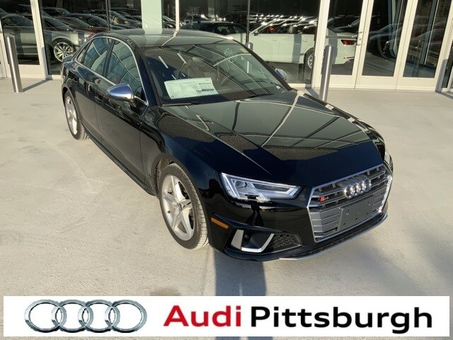 New 2019 Audi S4 3.0T Premium Sedan for Sale in Pittsburgh, PA