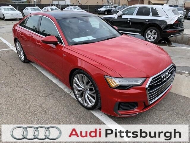 New 2019 Audi A6 3.0T Prestige Sedan for Sale in Pittsburgh, PA