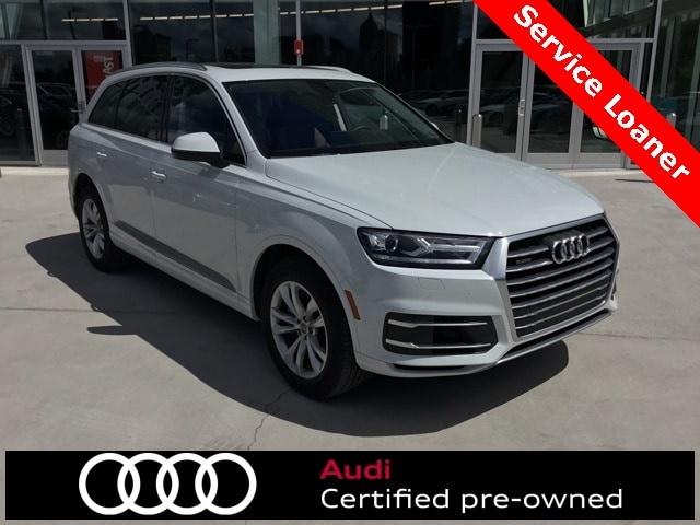 Pre-Owned 2019 Audi Q7 3.0T Premium SUV for Sale in Pittsburgh, PA