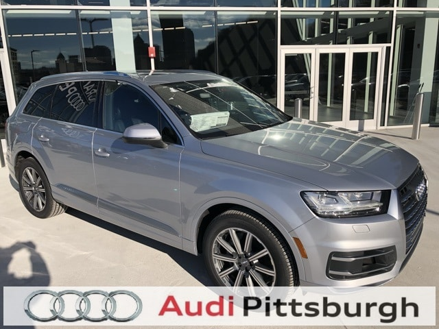 New 2019 Audi Q7 3.0T Premium SUV for Sale in Pittsburgh, PA