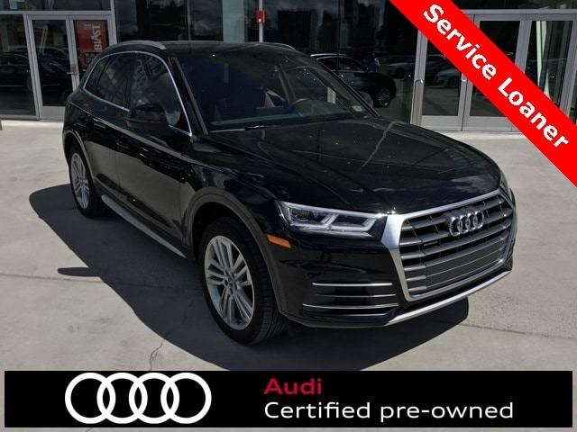 Pre-Owned 2018 Audi Q5 2.0T Premium SUV for Sale in Pittsburgh, PA