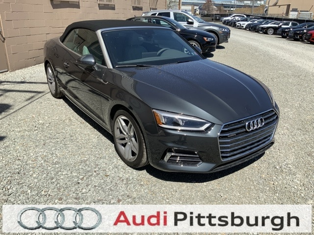 New 2019 Audi A5 2.0T Premium Plus Cabriolet for Sale in Pittsburgh, PA