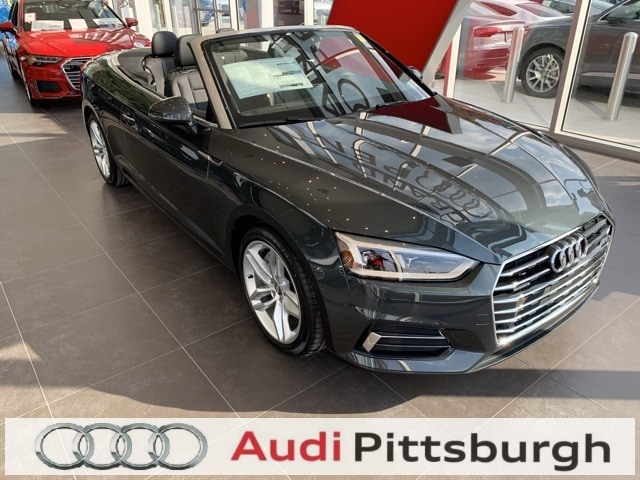 New 2019 Audi A5 2.0T Premium Cabriolet for Sale in Pittsburgh, PA