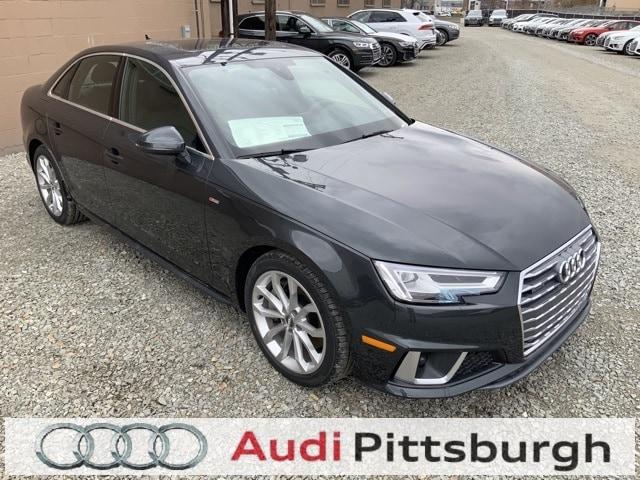 New 2019 Audi A4 2.0T Premium Plus Sedan for Sale in Pittsburgh, PA
