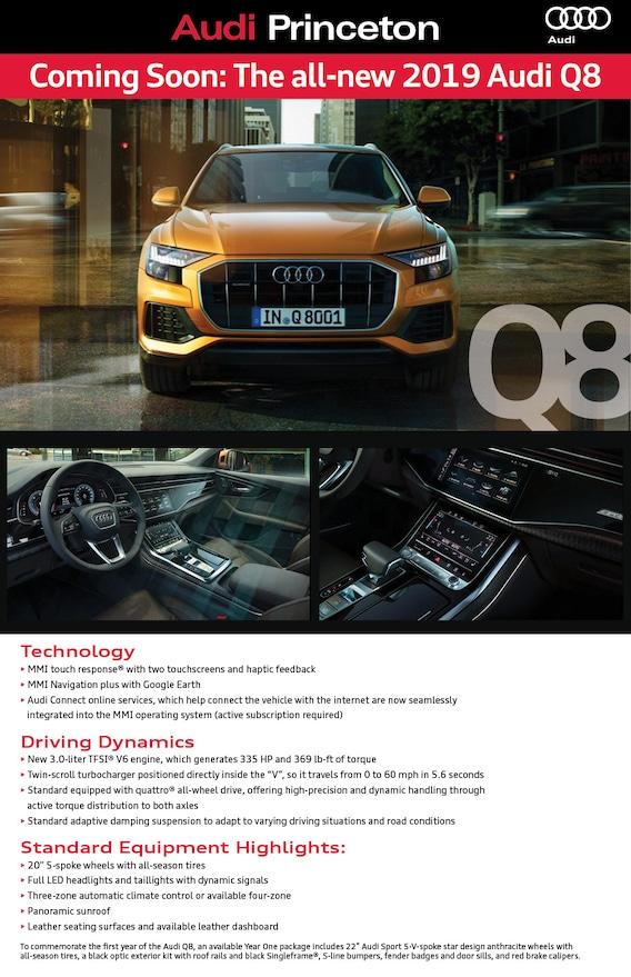 Audi Princeton New Audi Dealership In Princeton Nj 08540
