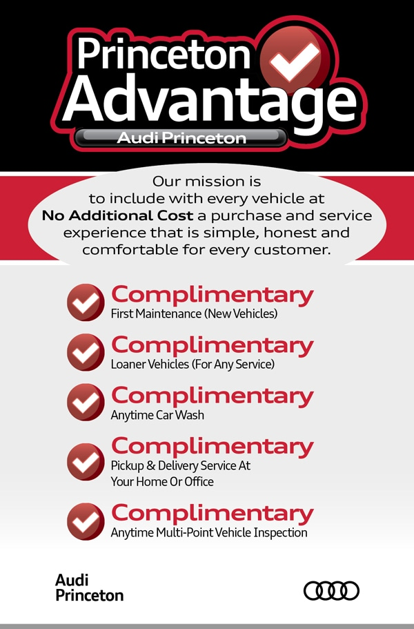 Audi Princeton Advantage Audi Dealer Serving Trenton