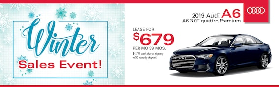 New Vehicle Specials From Audi Princeton Princeton Nj