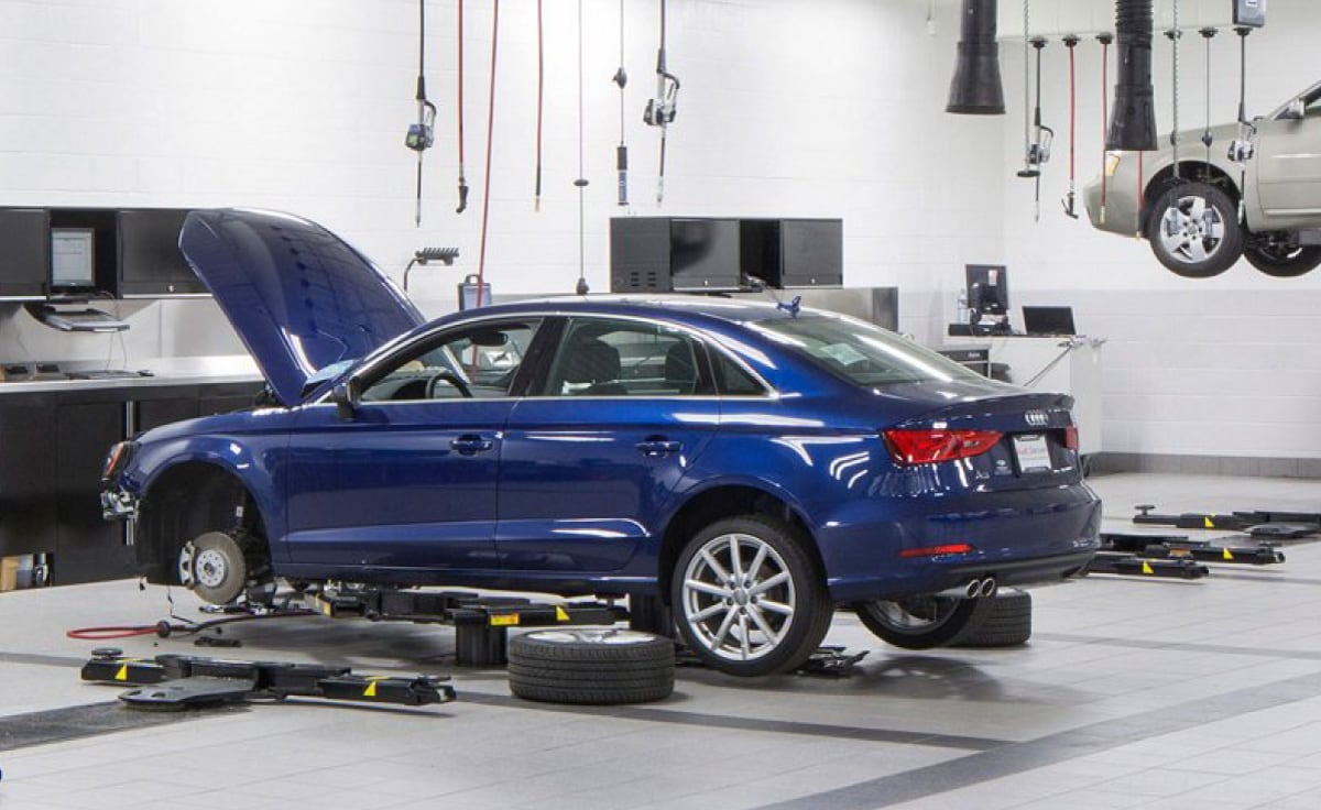 Audi Queens Vs Third Party Maintenance Audi Queens - Audi queens