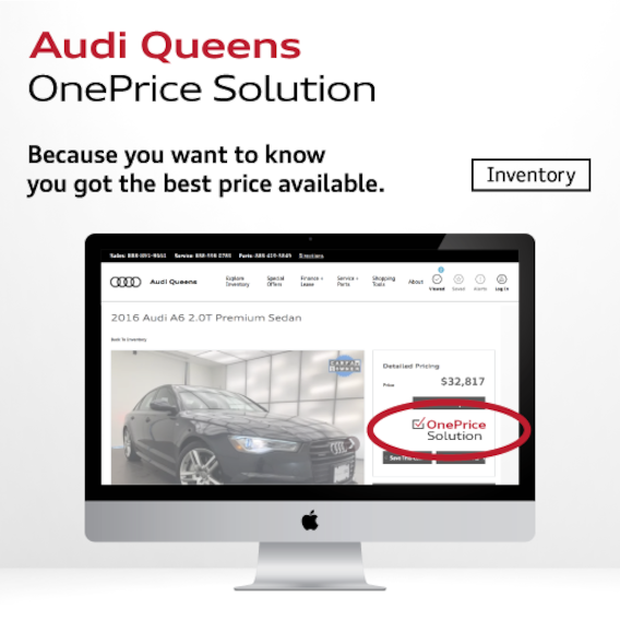 Audi Queens New And Used Audi - Audi queens