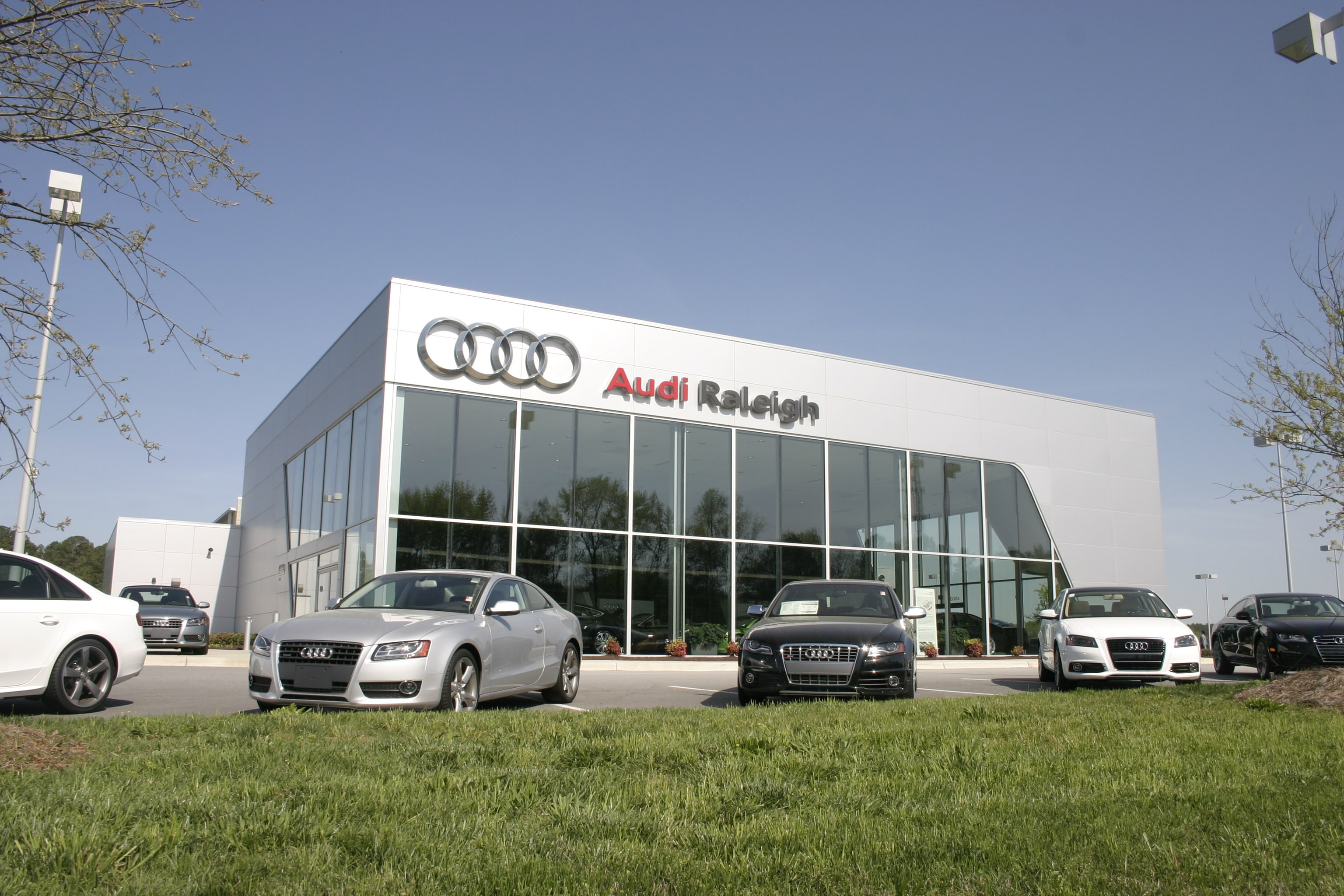 Why Buy Audi Raleigh Leith The Name You Can Trust
