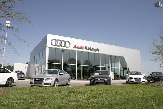 Why Buy Audi Raleigh Leith The Name You Can Trust - Audi raleigh