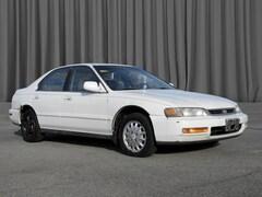 1996 Honda Accord Sdn EX w/Leather Sedan