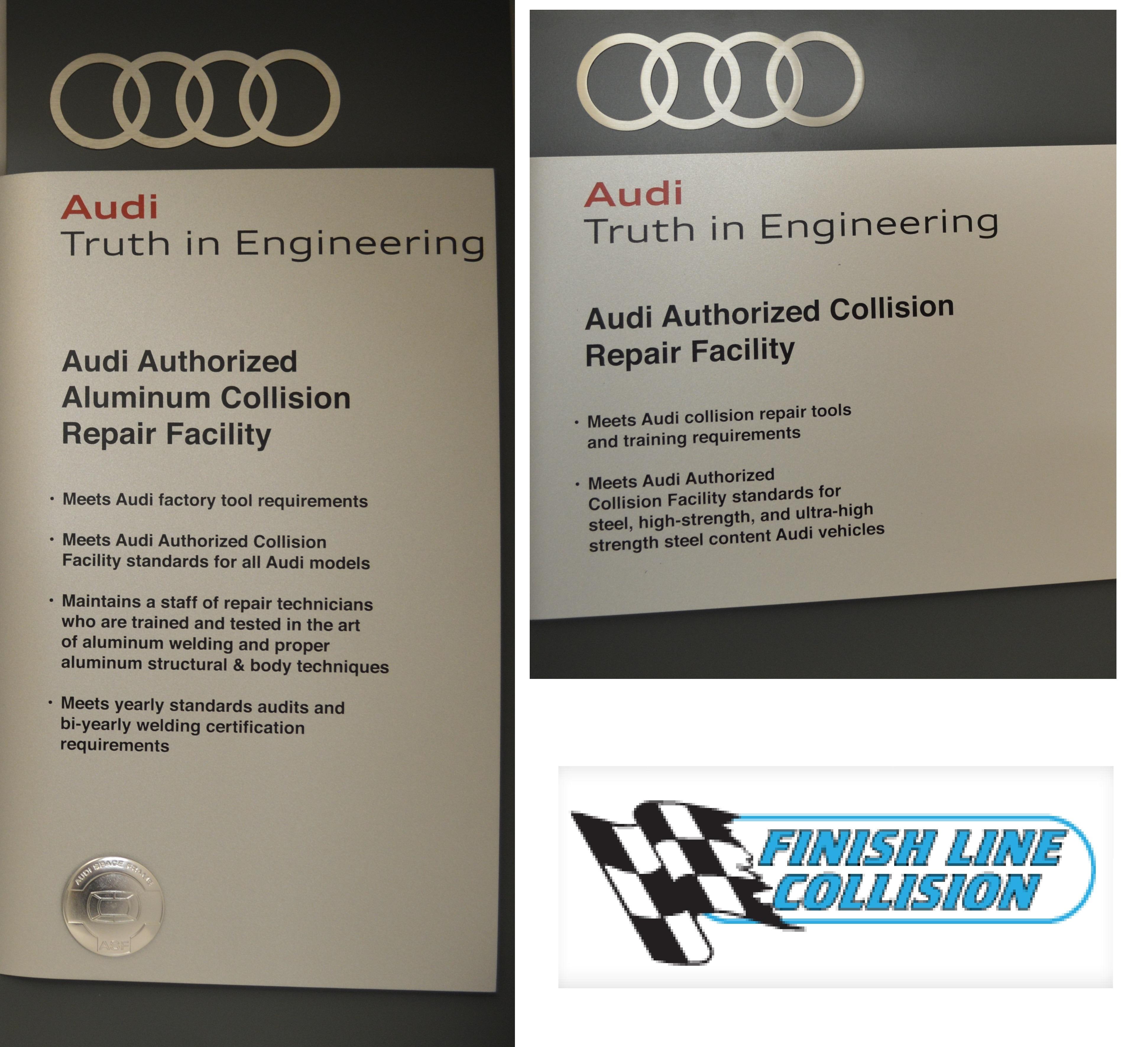 Audi Collision Center Audi Repairs In Leesport PA - Audi certified collision repair