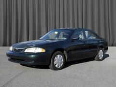 1999 Mazda 626 LX Sedan